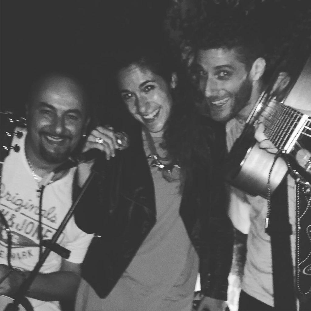 Super serata! Con Daniele ci si diverte sempre!! goodmusic livehellip